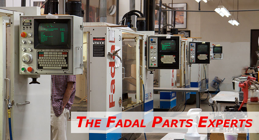 Fadal CNCParts for Sale