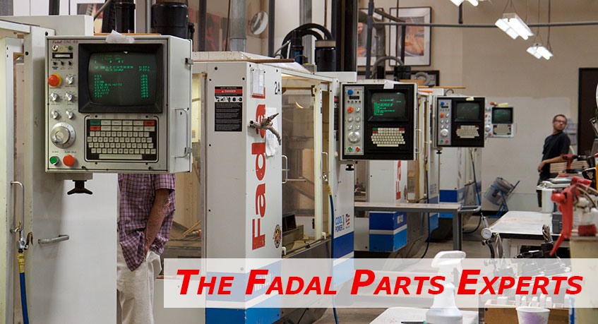 Fadal Parts for Sale